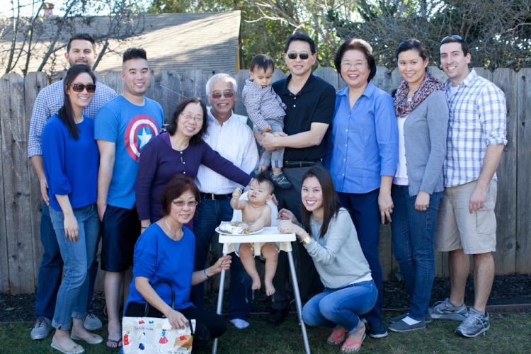 Yu & Yuen Family