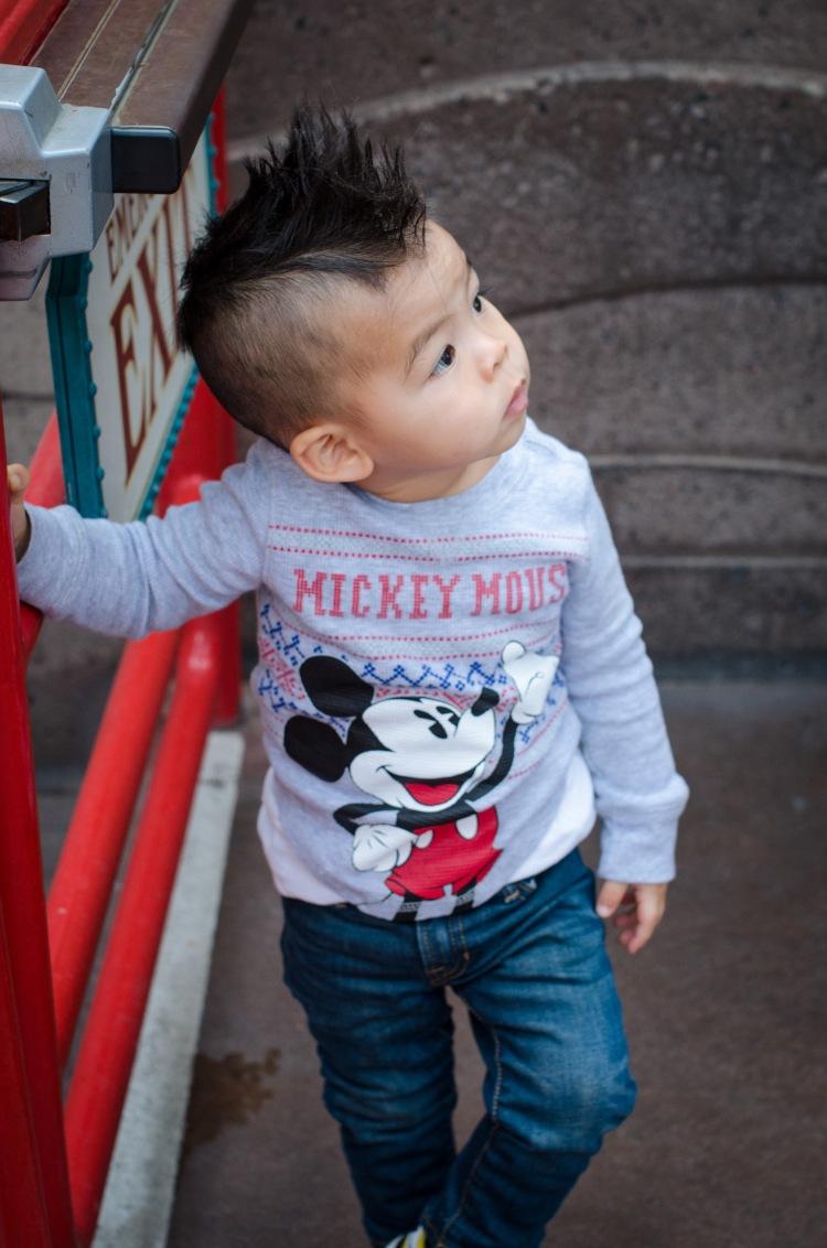 Disneyland 12.9-25