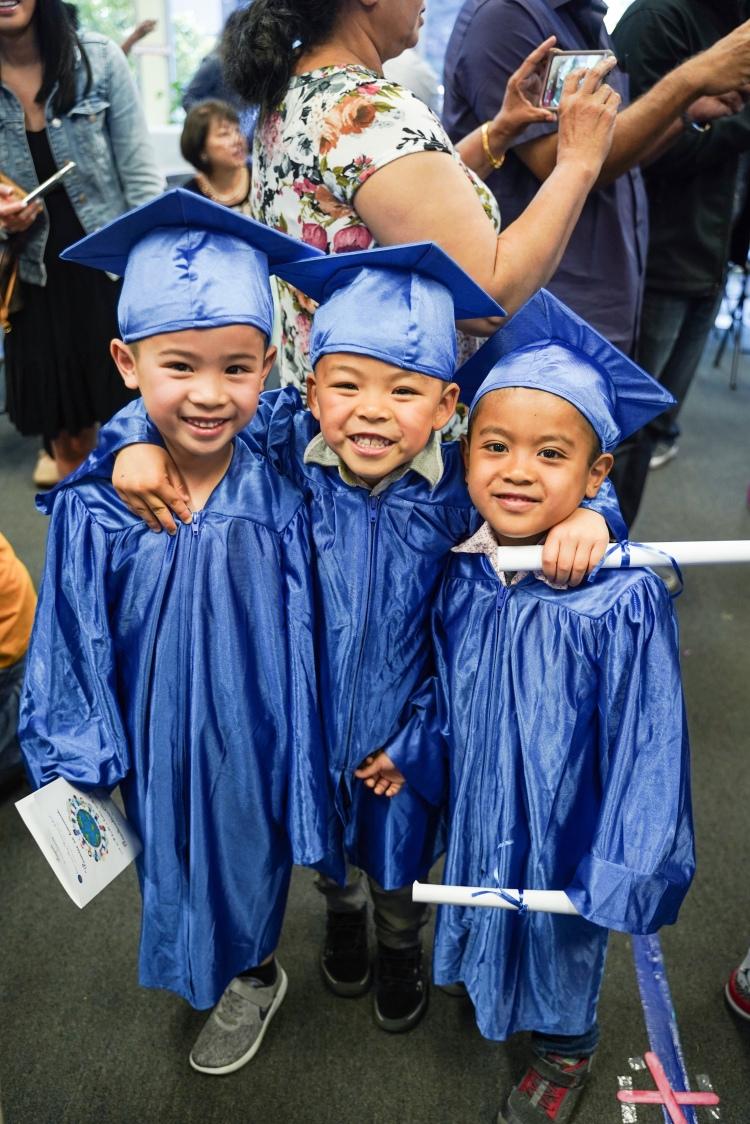 Jude's Graduation '19-24