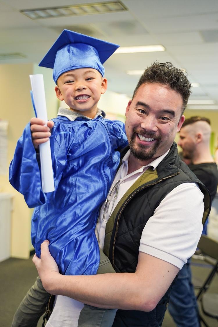 Jude's Graduation '19-29