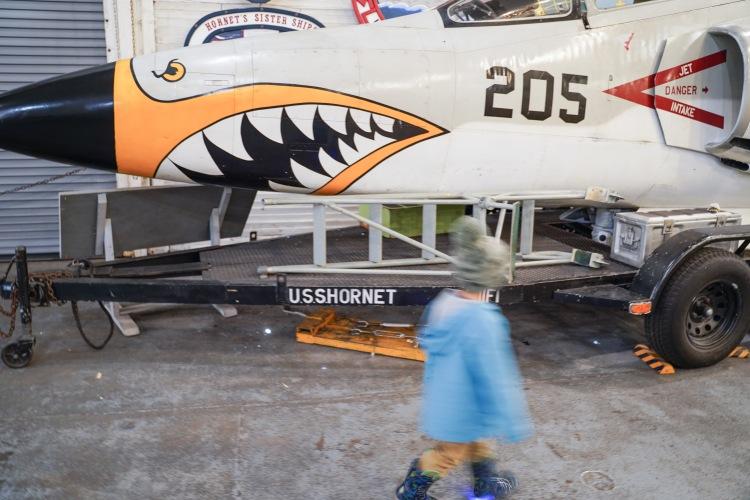U.S.S. Hornet '20-27