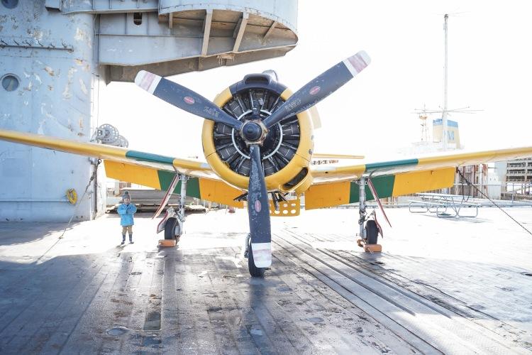 U.S.S. Hornet '20-69